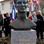 Buste Missak Manouchian